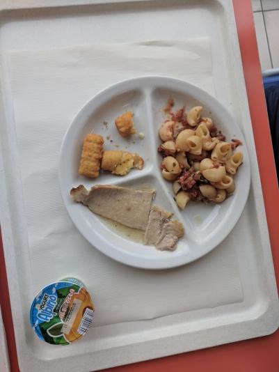 Cafeteria at the Povo campus of Uni Trento
